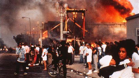 messed  story    la riots