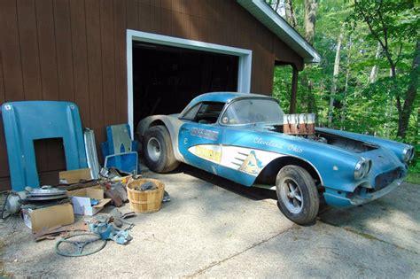 1959 Corvette Dragster