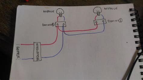 appliques cuisine branchement électrique interrupteur et deux appliques
