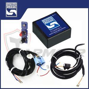 hayman reese electric brake controller wiring kit cable harness trailer towing ebay