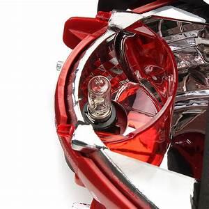 Car Led Rear Inner Tail Light Brake Lamp With Bulb Wiring