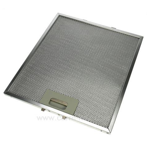 filtre hotte de cuisine filtre à graisse métal 267x303 mm de hotte aspirante