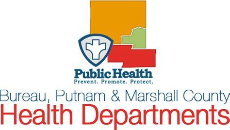 telephone bureau vall bureau putnam and marshall county health departments