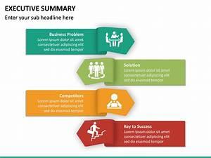 Executive Summary Template Free Executive Summary Powerpoint Template Sketchbubble