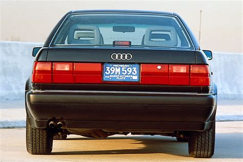 online service manuals 1992 audi v8 engine control 1990 94 audi v8 consumer guide auto