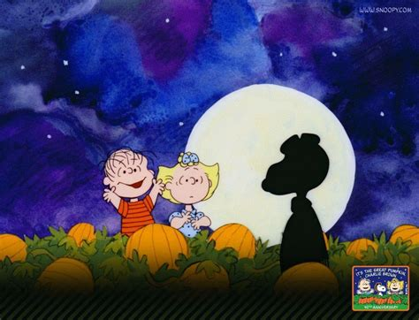 Peanuts Halloween Wallpapers