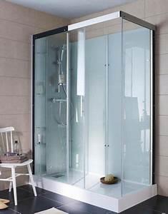 acheter une cabine de douche laquelle choisir cote With porte de douche coulissante avec quel parquet choisir pour une salle de bain
