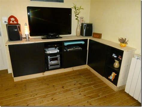 meuble tv avec besta