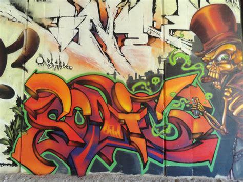 Grafiti Sonic : Kosmopolite Art Tour Graffiti Art On Trains