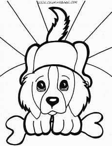 Dog Coloring Pages - Bestofcoloring.com
