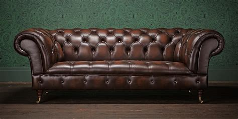 chesterfield sectional sofa 4 vital things to look for in a leather chesterfield sofa