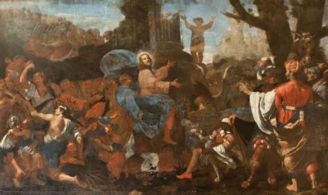 ingresso di gesù a gerusalemme l entrata di cristo a gerusalemme storia e memoria di