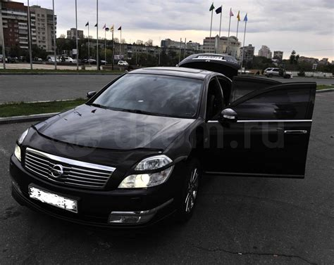 Nissan Teana Hd Picture by 2007 Nissan Teana Pictures Information And Specs Auto