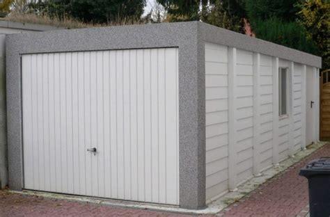 Aktuell  Garage Aus Beton Zum Selbstbau
