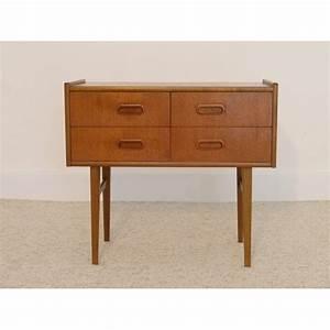 Meuble Scandinave Vintage : meuble entree rangement appoint vintage scandinave la maison retro ~ Teatrodelosmanantiales.com Idées de Décoration