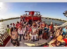 Potomac Pirate Booze Cruise DC Fray