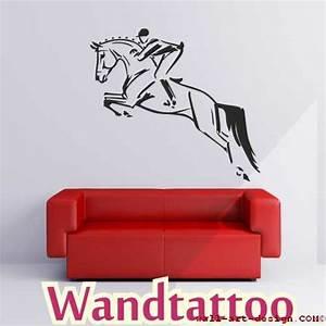 Wandtattoo Wall Art : wandtattoo online shop f r preiswerte wandtattoos turnierpferd pferdesport wandtattoo ~ Sanjose-hotels-ca.com Haus und Dekorationen