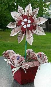 Originelle Hochzeitsgeschenke Mit Geld : geld liebevoll verpacken geld topf gifts pinterest ~ One.caynefoto.club Haus und Dekorationen