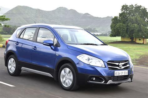 maruti suzuki  cross review test drive autocar india