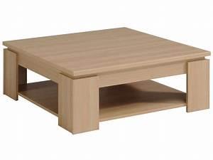 Table Basse Chene Clair : table basse cody coloris ch ne clair conforama pickture ~ Teatrodelosmanantiales.com Idées de Décoration