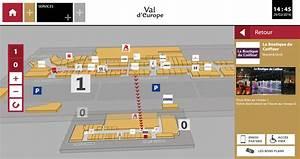 Centre Commercial Val D Europe Liste Des Magasins : le centre commercial val d europe choisit viadirect et ~ Dailycaller-alerts.com Idées de Décoration