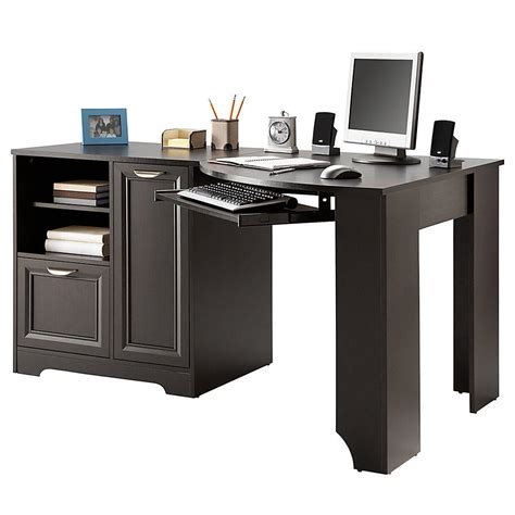 office depot bureau realspace magellan collection corner desk from office depot