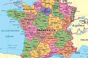 Schöne Städte In Frankreich : frankreich karte regionen und st dte filmgroephetaccent ~ Buech-reservation.com Haus und Dekorationen