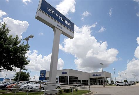 greg  buys waco hyundai car dealership business