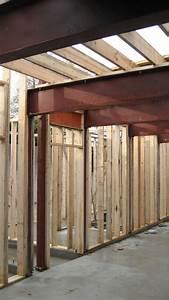 Best Of Steel : steel timber connection home building in vancouver ~ Frokenaadalensverden.com Haus und Dekorationen