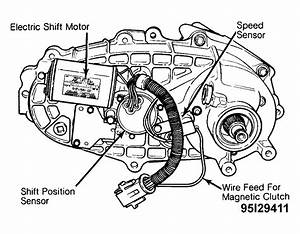 94 F150 Transfer Case Wiring Diagram