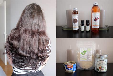 masque nourrissant cheveux maison masque maison 3 en 1 anti chute hydratant et nourrissant