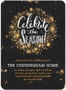 17 best ideas about christmas party invitations on pinterest holiday party invitations light