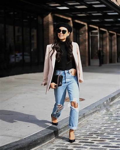 Jeans Trendy Womens Styles Popular Boyfriend Brands