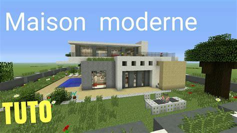 Comment Faire Une Maison Moderne Dans Minecraft Xbox 360