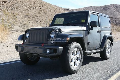jeep wrangler manual 2018 jeep wrangler jl with six speed manual transmission