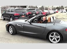 2014 BMW Z4 at Volkswagen Waterloo with Mike Raab YouTube
