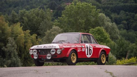 Rally Car For Sale Ebay pristine 1970 lancia fulvia rally car for sale on ebay