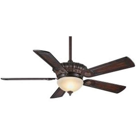 casablanca alessandria 54 in brushed cocoa ceiling fan