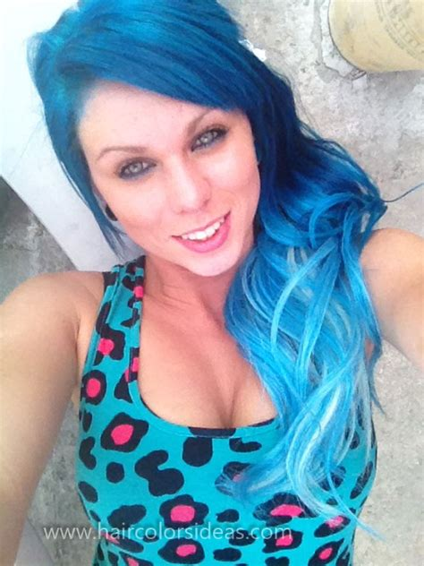 How Many Hair And Blue by S Many Shades Of Color Hair Colors Ideas