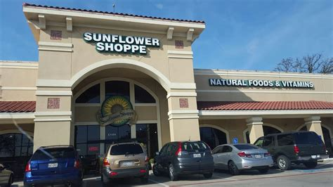 sunflower shoppe colleyville coupons