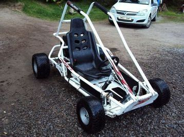 (price Drop £200) Murray Buggy, 6hp, Great Buggy , Used