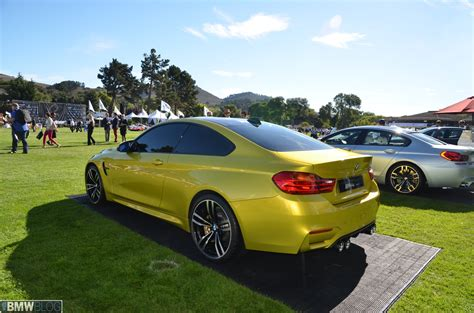 Bmw Concept M4 Coupe Unveiled In Pebble Beach