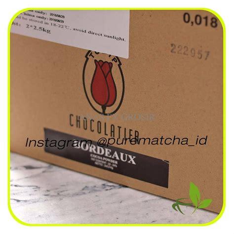 jual cokelat bubuk tulip bordeaux cocoa powder