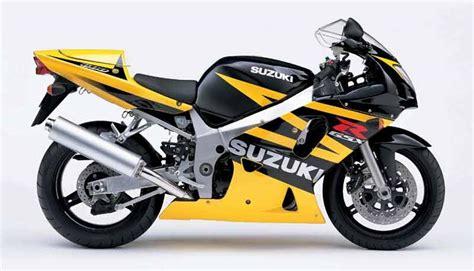 Suzuki Gsx-r600 (2001-2003) Review