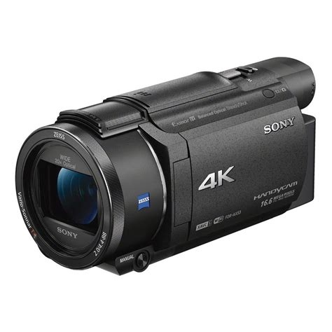 Sony Fdr-ax53 4k Handycam Camcorder