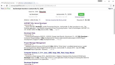 Search Resumes For Free by How To Search Resumes For Free