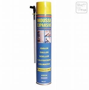 Bombe Mousse Polyuréthane Prix : mousse pu polyurethane expansive d s euiros ht la ~ Premium-room.com Idées de Décoration