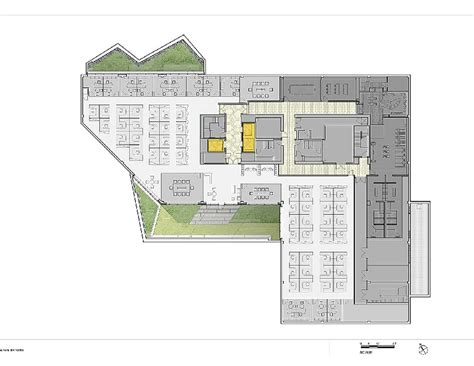 modern office building design layout originally shaped office building in new jersey centra Modern Office Building Design Layout