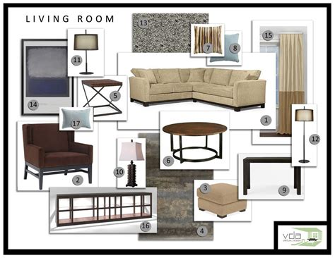 home design board interior design presentation boards exles vda