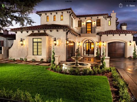 Beautiful Mediterranean style home Spanish style homes